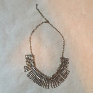 Egyptian Style Brass Necklace